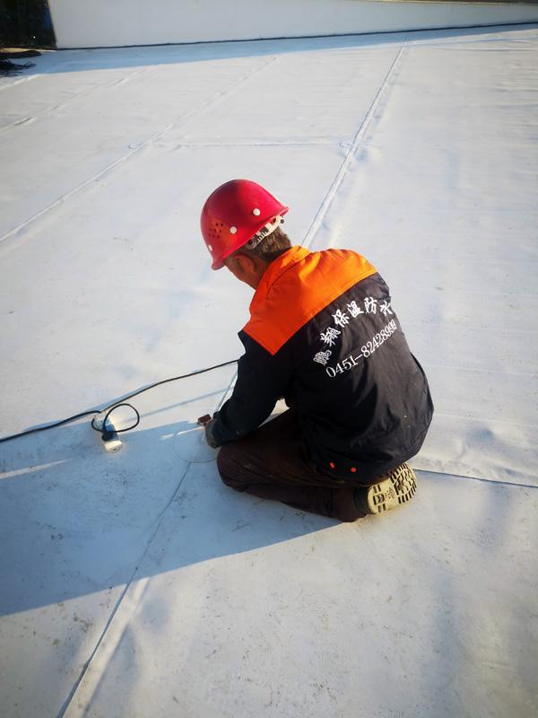 中国航天空气动力研究院FL-8风洞屋面热塑性聚烯烃(TPO)山猫体育直播app